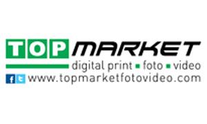 TOP Market  Logo Vettoriale