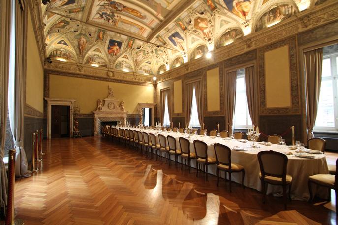 Sale Per Feste Palazzo Storico Genova