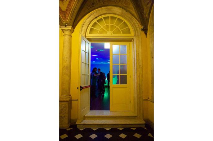 Le sale palazzo della meridiana genova - Sala insonorizzata ...
