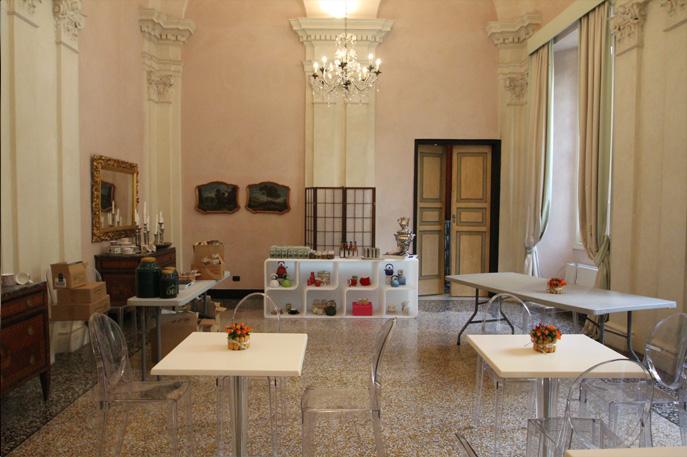 Palazzo Storico Con Sale Meeting Genova