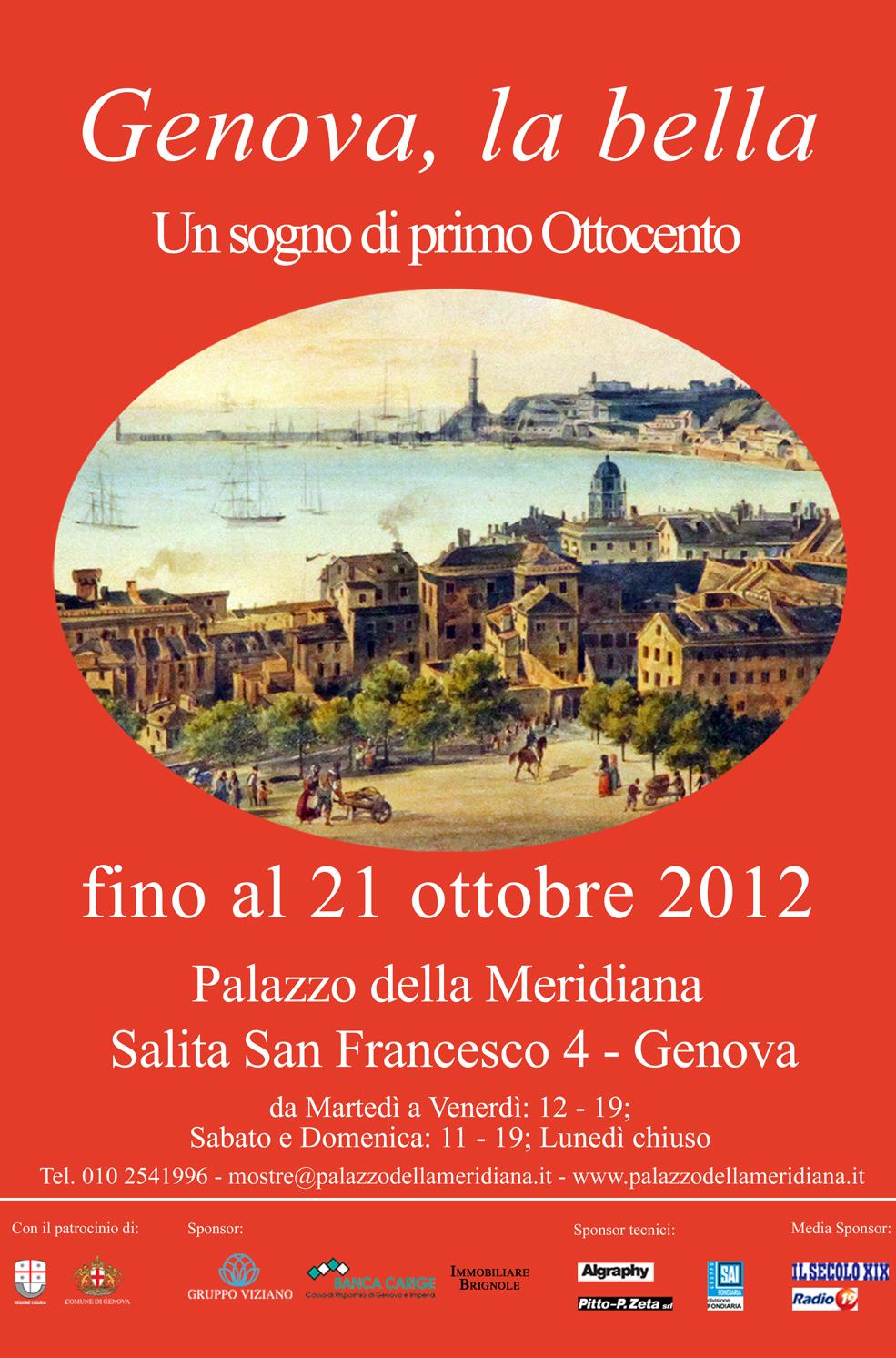 pubblicità trova genova_mostra Genova la bella_985