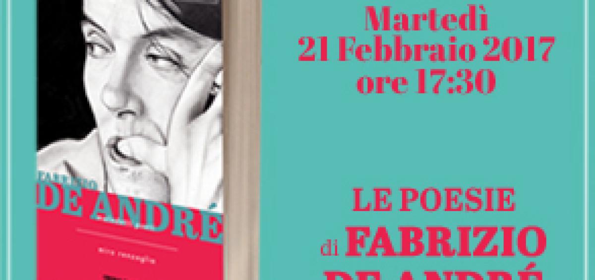 Le poesie di Fabrizio de André