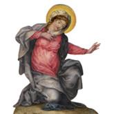 Miniatura Madonna _cartolina postale_535x696