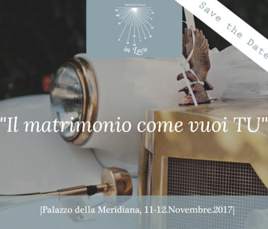 Meridianainlove 11-12NOV2017
