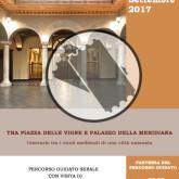 Biglietto Percorso guidato7SETT2017_tra piazza delle vigne e palazzo della meridiana
