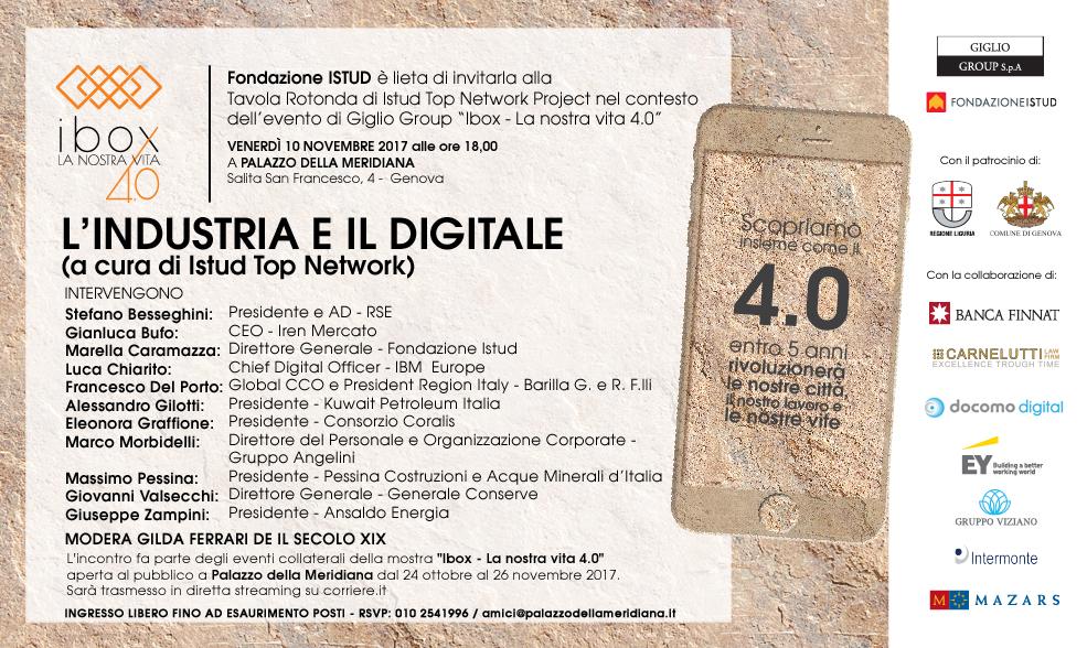 l'industria e il digitale