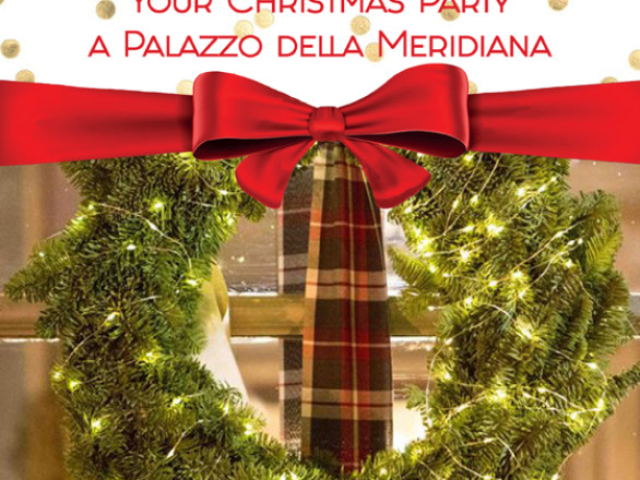 your christmas party a Palazzo della Meridiana 2017_293x202