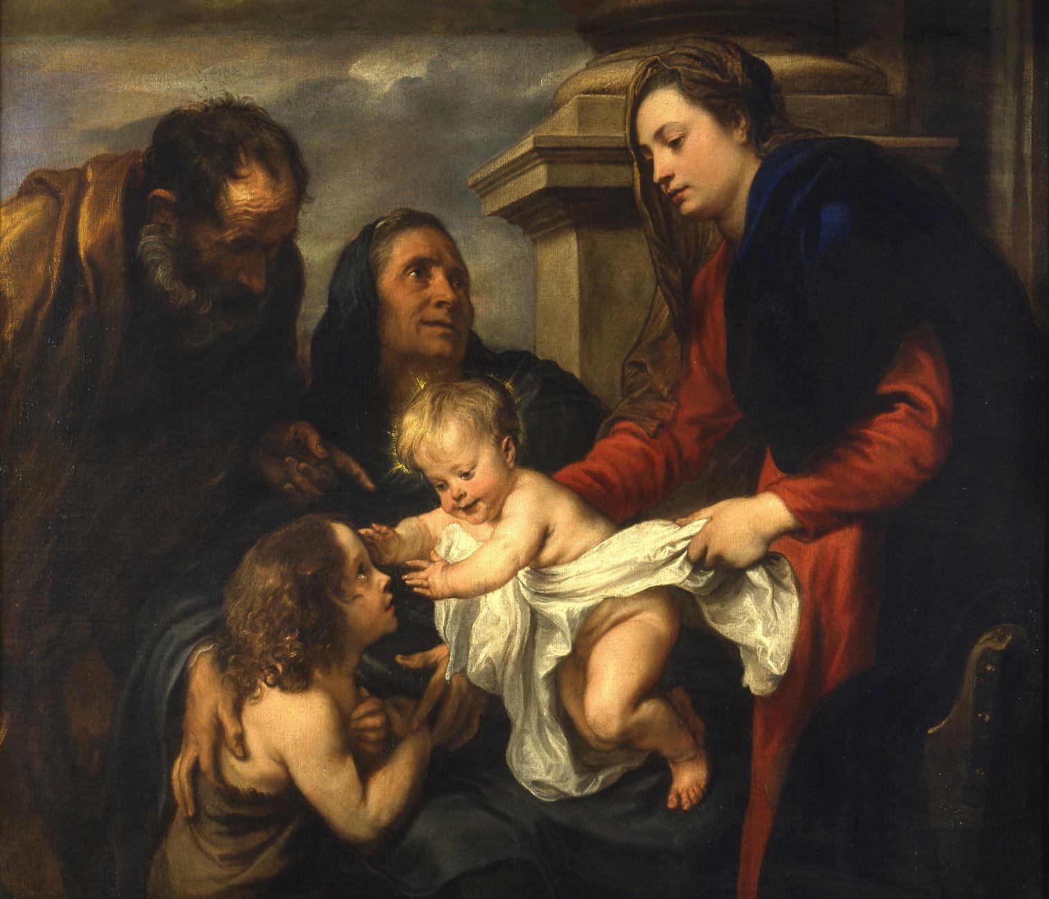 18_VanDyck_Sacra Famiglia