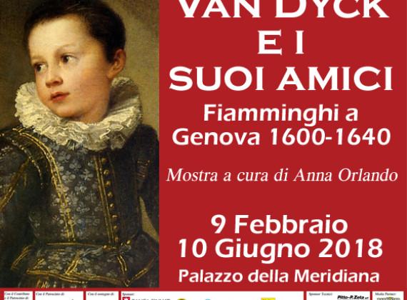 van dyck e i suoi amici_palazzo meridiana_Genova_560x472