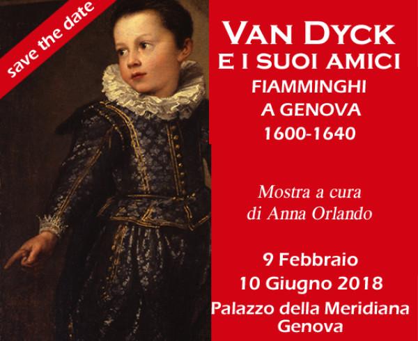 van dyck e i suoi amici_palazzo meridiana_Genova_560x472save the date