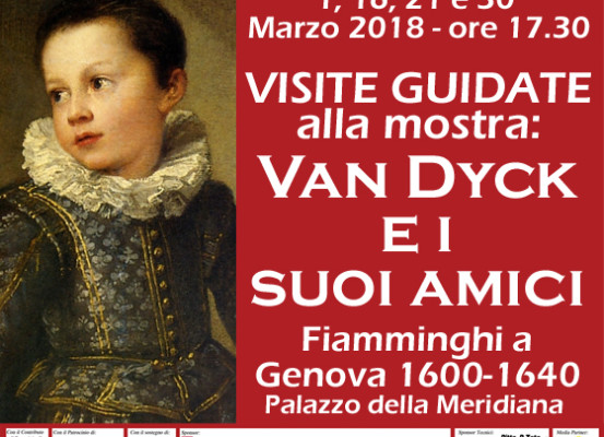 van dyck e i suoi amici_palazzo meridiana_VISITA GUIDATA_1_16_21_30 MARZO_Genova_560x472