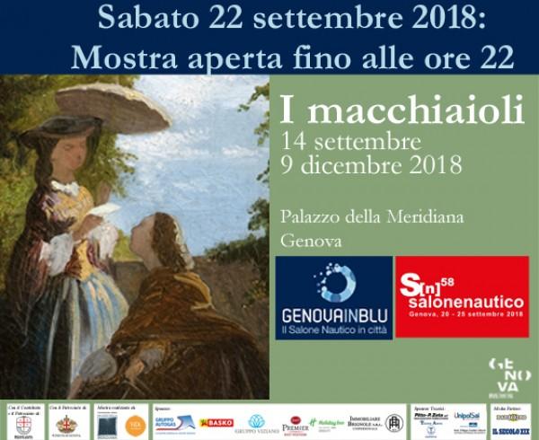 22 sett 2018_speciale apertura serale_macchiaioli_genovainblu_560x427