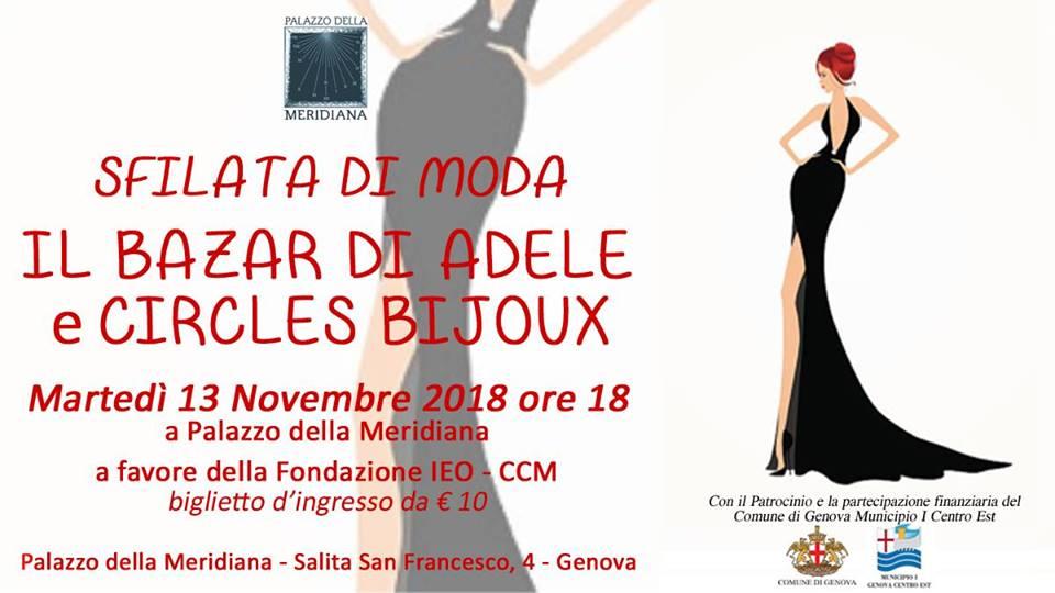 13nov18_h18_Sfilata di Moda a favore della Fondazione IEO - CCM