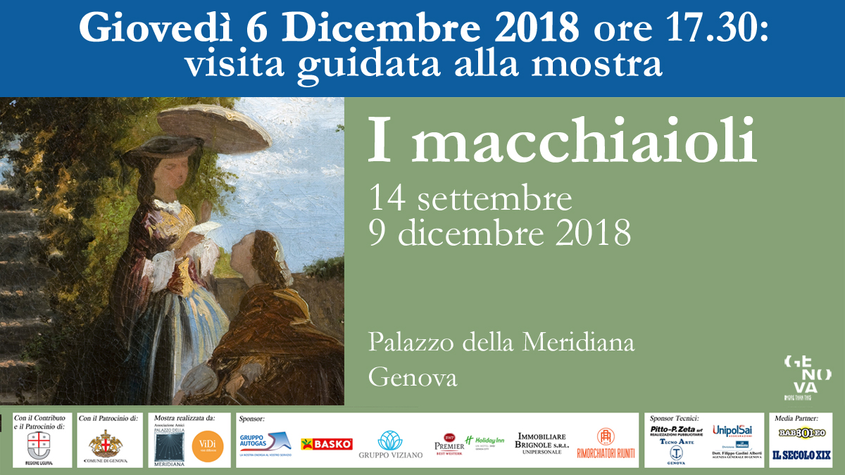 Immagine EventoFB Visita 6 DICEMBRE_2018 Macchiaioli