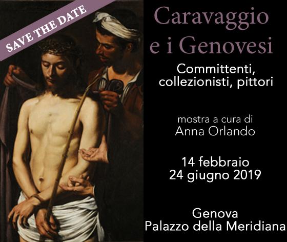 Caravaggio e i Genovesi - SAVE THE DATE
