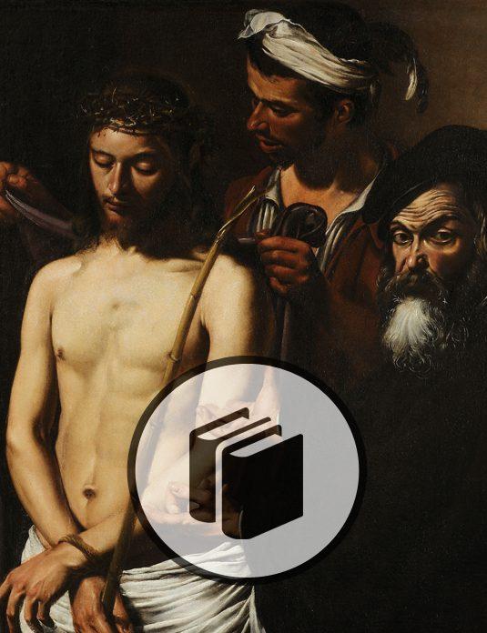 Catalogo mostra Caravaggio e i Genovesi a Palazzo della Meridiana_535x696