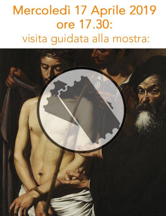 """Caravaggio """"Ecce Homo"""" Genova, Musei di strada nuova"""