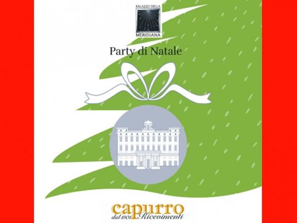 Promozione Party di Natale Palazzo della Meridiana 2019 -1 560x472